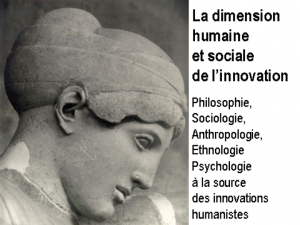 Dimension sociale et humaine de l'innovation